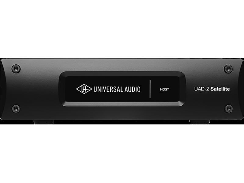 Universal Audio UAD-2 Satellite USB QUAD Core