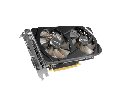 Видеокарта KFA2 GeForce GTX1660 SUPER 6GB 1660 SUPER 1-CLICK OC 6G