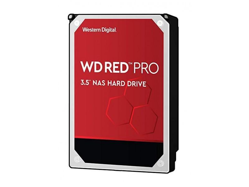 Жесткий диск SATA 12TB 6GB/S 256MB RED PRO WD121KFBX WDC