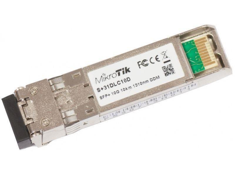 Трансивер SFP+ S+31DLC10D MIKROTIK