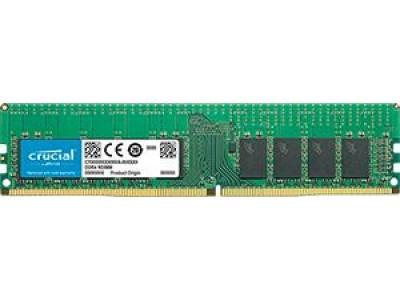 Модуль памяти CRUCIAL 16Гб RDIMM/ECC 2933 МГц Множитель частоты шины 21 1.2 В CT16G4RFS4293