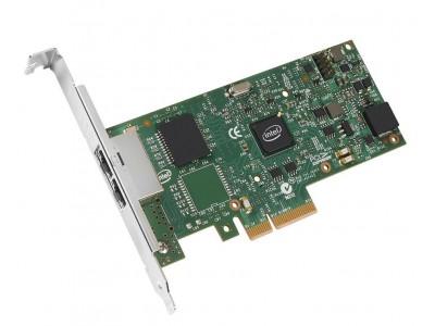 Сетевой адаптер PCIE 1GB DUAL PORT I350F2BLK 914212 INTEL