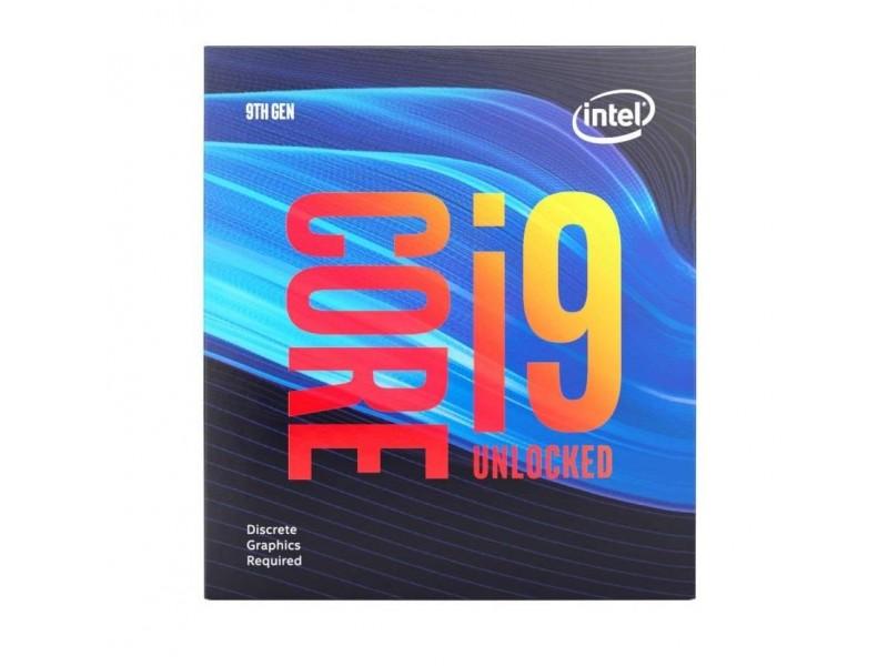 Процессор Intel CORE I9-9900KF S1151 BOX 3.6G BX80684I99900KF S RG1A IN