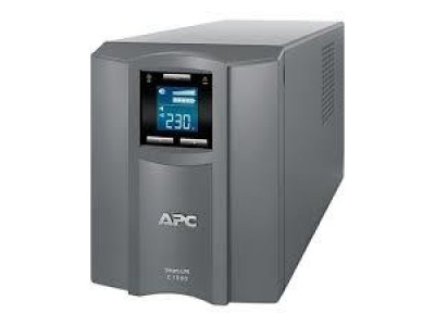 ИБП SMART 1000VA LCD SMC1000I-RS APC