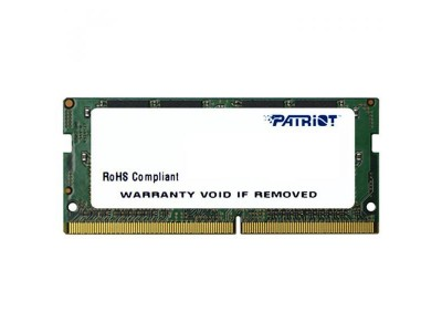 Модуль памяти для ноутбука 4GB PC19200 DDR4 SO PSD44G240081S PATRIOT