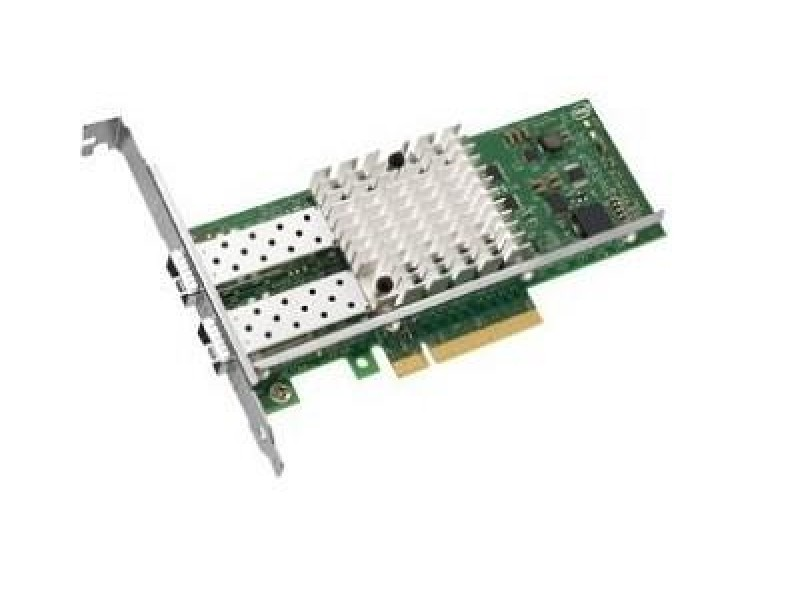 Сетевой адаптер PCIE 10GB DUAL PORT X520-DA2 E10G42BTDABLK INTEL