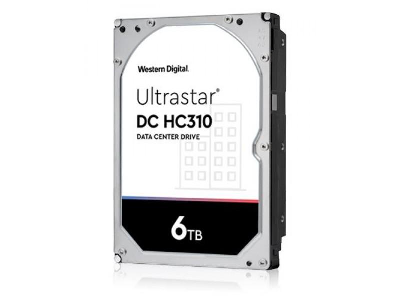 Жесткий диск SAS 6TB 7200RPM 12GB/S 256MB DC HC310 0B36047 WD