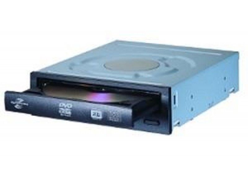 Оптический привод DVD RW SATA 24X INT BULK BLACK IHAS124-14 LITEON