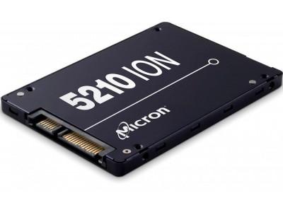 """SSD жесткий диск SATA2.5"""" 1.92TB 5210 ION MTFDDAK1T9QDE MICRON"""