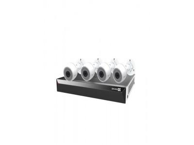 IP-видеорегистратор 4CH + 4CAM CS-BN3424A0-E30 EZVIZ