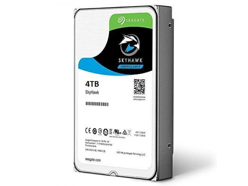 Жесткий диск SATA 4TB 5900RPM 6GB/S 64MB ST4000VX007 SEAGATE