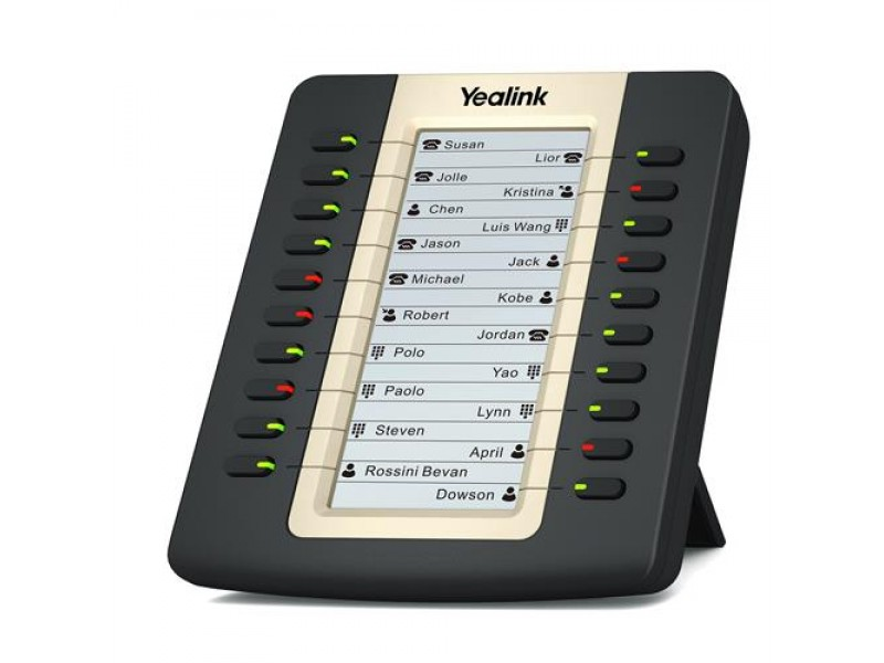 Телефон VOIP LCD EXPANSION /T27P/T29G EXP20 YEALINK