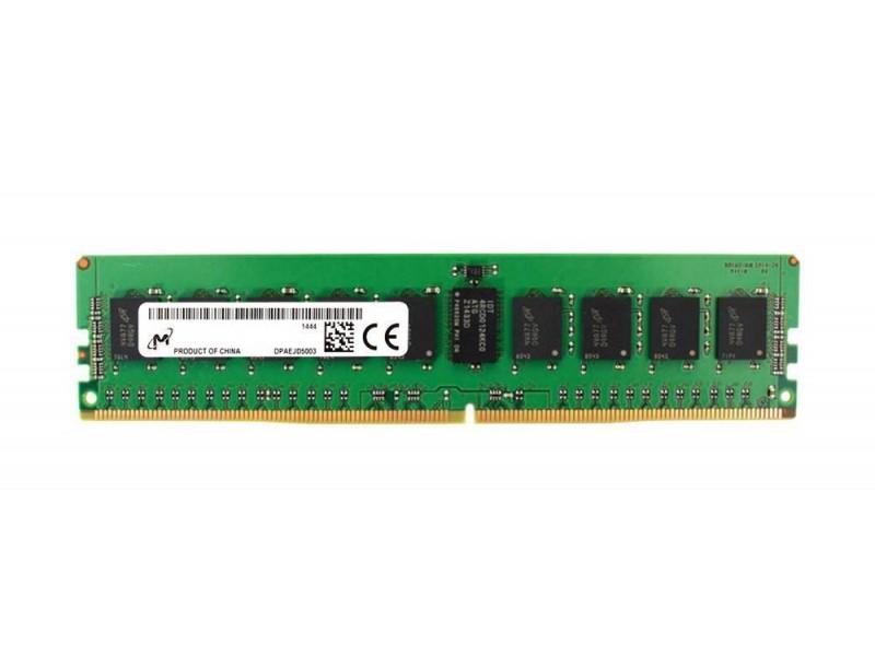 Модуль памяти MICRON DDR4 32Гб RDIMM/ECC 2933 МГц 1.2 В MTA18ASF4G72PDZ-2G9B2