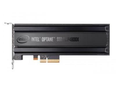 SSD жесткий диск PCIE 1.5TB 3DXPOINT OPTANE P4800X SSDPED1K015TA01 INTEL