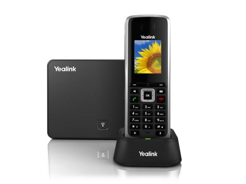 Телефон VOIP DECT W52P YEALINK