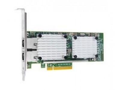 Сетевой адаптер 2X10GE PCIE3 X8 RJ45 QLE3442-RJ-CK QLOGIC