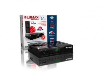 ТВ-ресивер DVB-T2 DV3206HD LUMAX