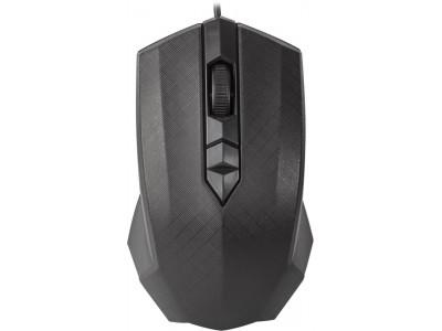 Мышка USB OPTICAL MB-751 BLACK 52751 DEFENDER