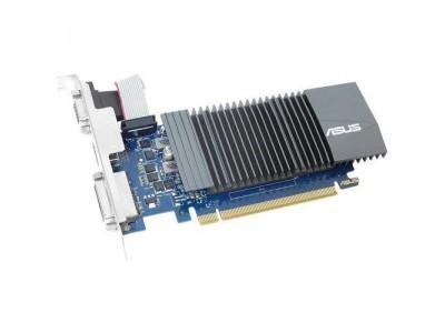 Видеокарта PCIE8 GT710 2GB GDDR5 GT710-SL-2GD5-BRK ASUS