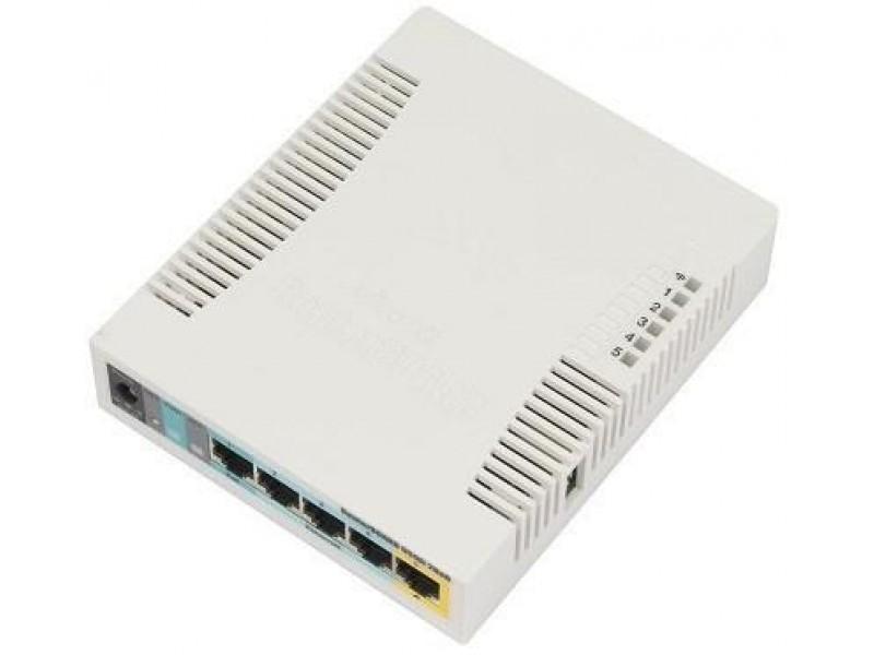 Wi-Fi точка доступа 2.4GHZ RB951UI-2HND MIKROTIK