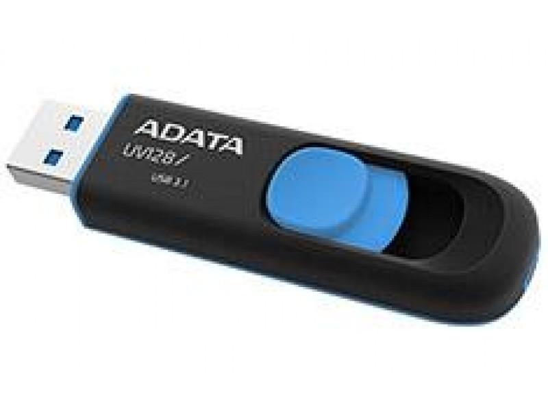 Флэш-накопитель USB3.1 16GB BLUE AUV128-16G-RBE ADATA