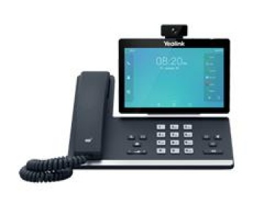 Телефон VOIP 16LINE SIP-T58A WITH CAMERA YEALINK