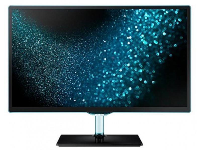 "Телевизор SAMSUNG 23.5"" Smart/FHD 1920x1080 Tizen черный LT24H395SIXXRU"