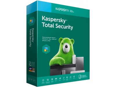 Лицензия KL1949RDBFR Kaspersky Total Security dlia