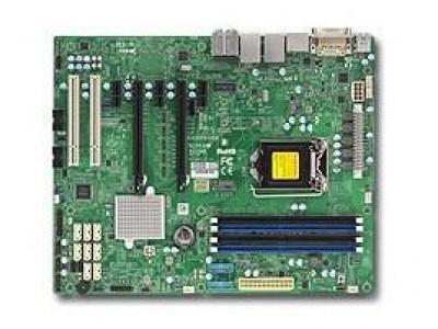 Серверная материнская плата C236 S1151 ATX BULK MBD-X11SAE-B SUPERMICRO