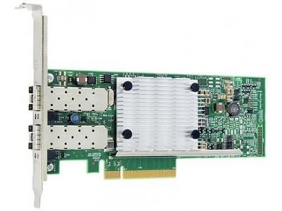 Сетевой адаптер 2X10GE PCIE3 X8 SFP+ QLE8442-CU-CK QLOGIC