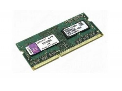 Модуль памяти для ноутбука 4GB PC10600 DDR3 SO KVR13S9S8/4 KINGSTON
