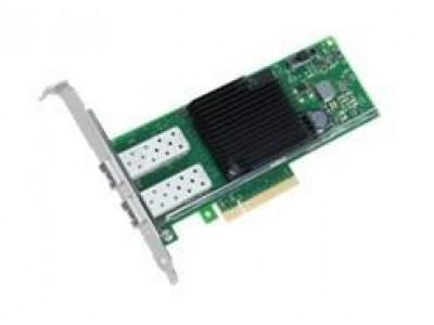 Сетевой адаптер PCIE 10GB DUAL PORT X710-DA2 X710DA2BLK INTEL