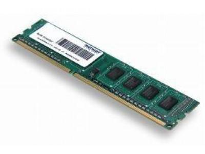 Модуль памяти 4GB PC12800 DDR3 PSD34G160081 PATRIOT