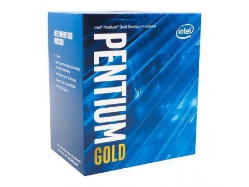 Процессор Intel Pentium G6600 S1200 BOX 4.2G BX80701G6600 S RH3S IN