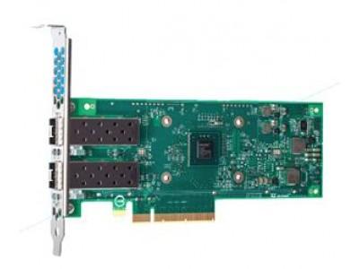 Сетевой адаптер 2X[25GE/10GE] PCIE X8 QSFP28 QL41212HLCU-CK QLOGIC
