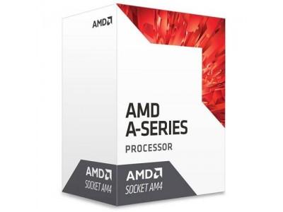 Процессор A10 X4 9700 R7 SAM4 BX 65W 3500 AD9700AGABBOX AMD
