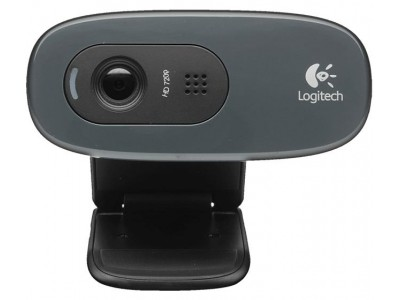 Веб-камера HD C270 960-001063 LOGITECH