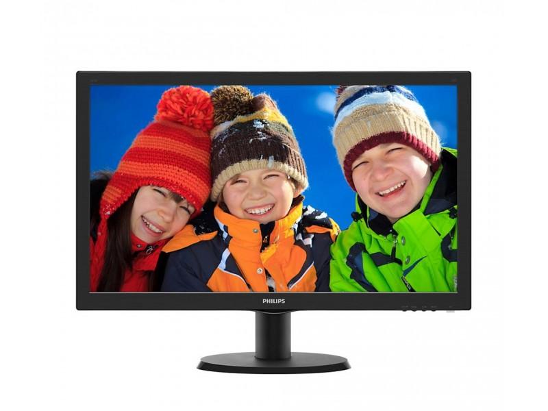 """Монитор LCD 24"""" 243V5QSBA(00/01) PHILIPS"""