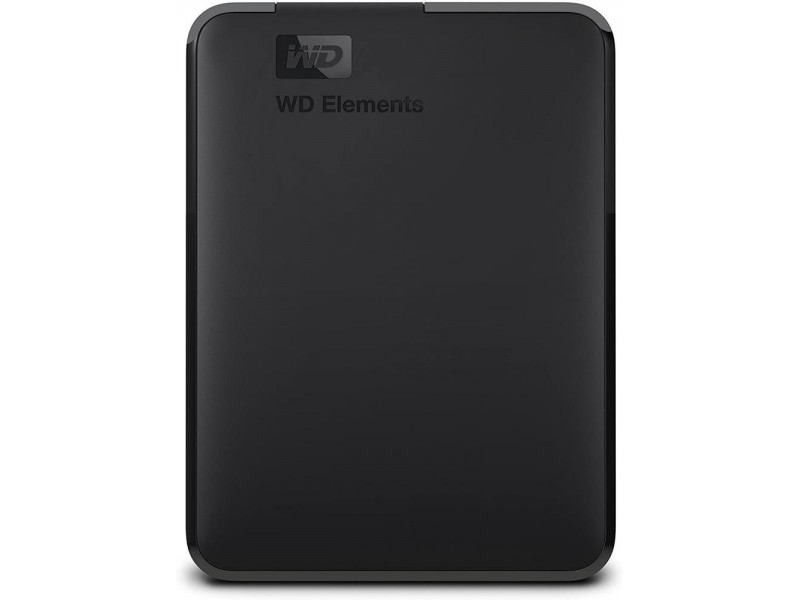 """Внешний жесткий диск USB3 5TB EXT. 2.5"""" BLACK WDBU6Y0050BBK-WESN WDC"""