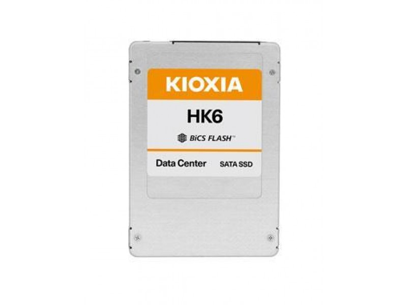 """SSD жесткий диск SATA2.5"""" 3.84TB TLC 6GB/S KHK61RSE3T84CPZDET KIOXIA"""