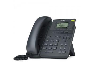 Телефон VOIP 1LINE SIP-T19P E2 W/O PSU YEALINK