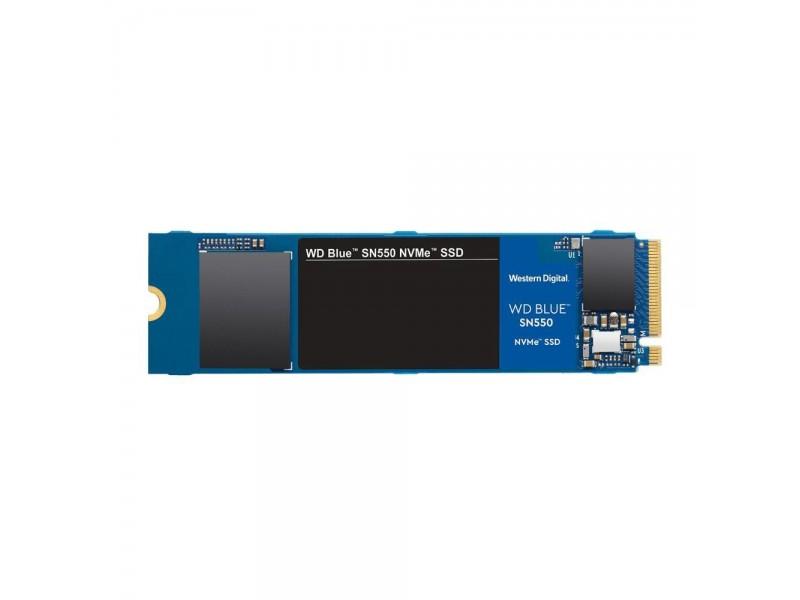SSD жесткий диск M.2 2280 2TB BLUE WDS200T2B0C WDC