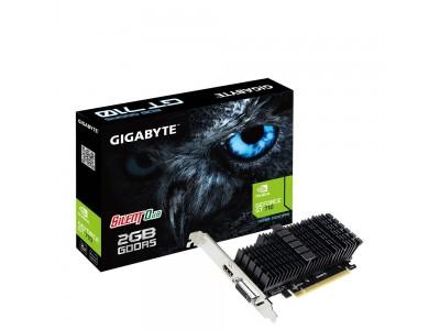 Видеокарта PCIE8 GT710 2GB GDDR5 GV-N710D5SL-2GL GIGABYTE