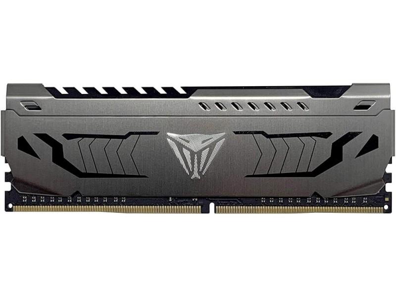 Модуль памяти PATRIOT Viper Steel Gaming DDR4 Общий объём памяти 32Гб Module capacity 32Гб 3000 МГц Множитель частоты шины 16 1.35 В PVS432G300C6