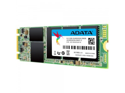 SSD жесткий диск M.2 2280 256GB ASU800NS38-256GT-C ADATA
