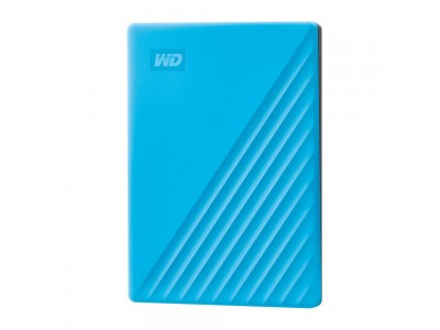"""Внешний жесткий диск USB3 2TB EXT. 2.5"""" BLUE WDBYVG0020BBL-WESN WDC"""
