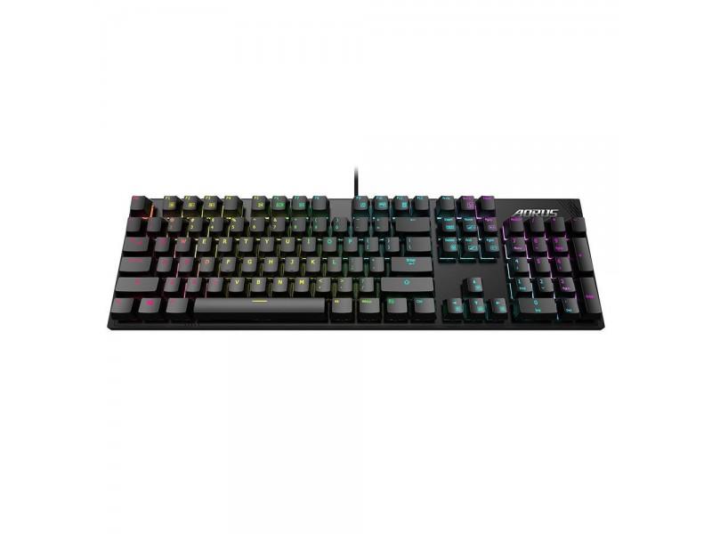 Клавиатура USB BLACK AORUS K1 GIGABYTE
