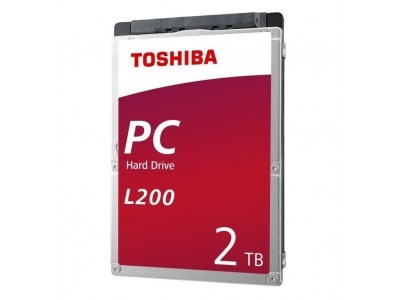 "Жесткий диск SATA2.5"" 2TB 5400RPM 128MB HDWL120UZSVA TOSHIBA"