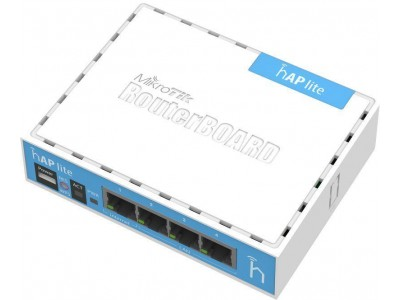 Wi-Fi точка доступа 2.4GHZ RB941-2ND MIKROTIK