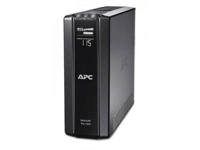 ИБП BACK 1200VA PRO BR1200G-RS APC